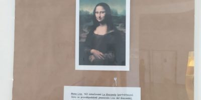 Mona Lisa po našém