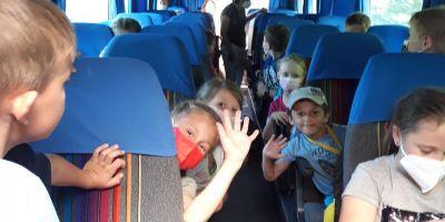 Výlet 1.+2. třída