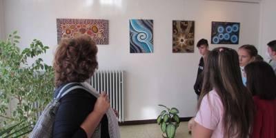 Výstava - Iva Burianová
