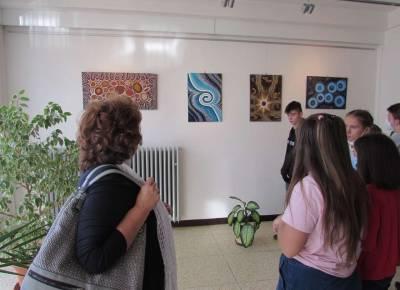 Úvodní fotka ke zprávě: Výstava - Iva Burianová