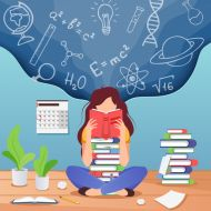 young-woman-sitting-read-book-thinking-about-formulas_87561-332
